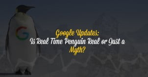 Google Updates: Is Real Time Penguin Real or Just a Myth?