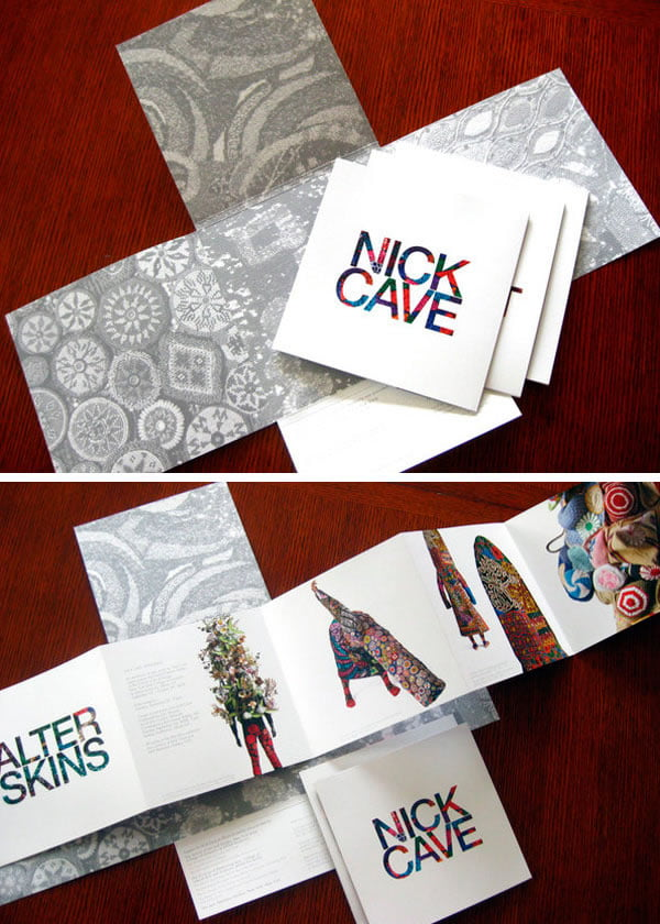 amazingly creative brochure design ideas