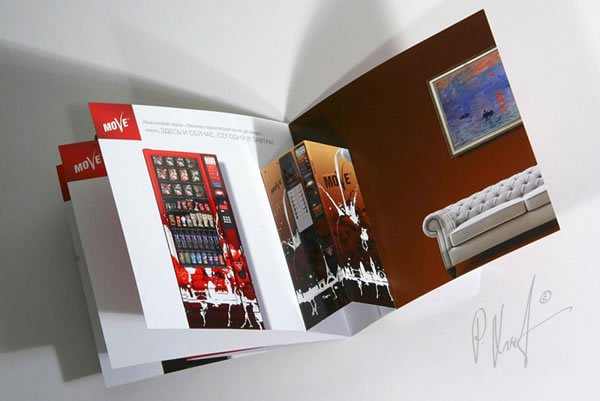 images for creative idea brochure design