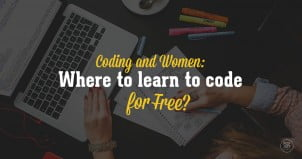 Coding and women: Where to learn to code for free?