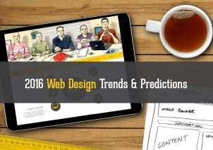 2016 Web Design Trends & Predictions