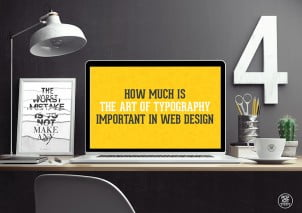 How Much Is the Art of Typography Important in Web Design