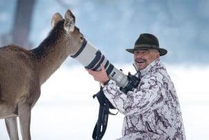 30 fotografija životinja u bliskom susretu sa fotografima