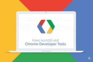 Kako koristiti alat Chrome Developer Tools