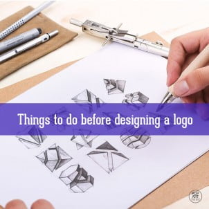 Things to do before designing a logo