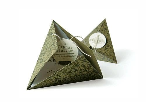 organski čaj arcadia - fantastičan dizajn ambalaže