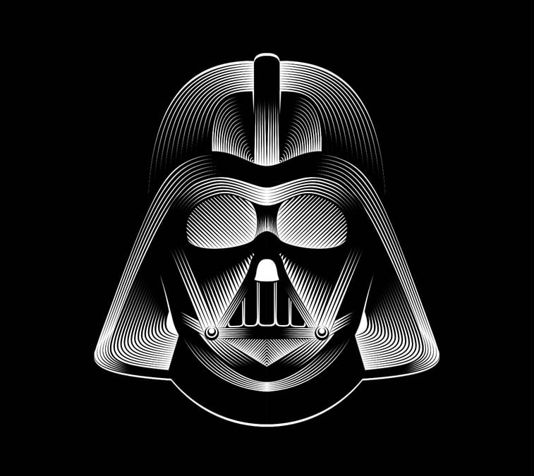 darth vader by patrick seymour