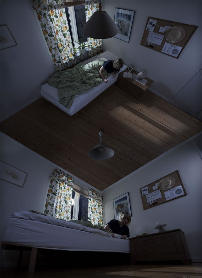 nightmare perspective