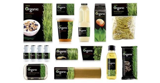 "ambalaža organskih proizvodi ""Organic"""