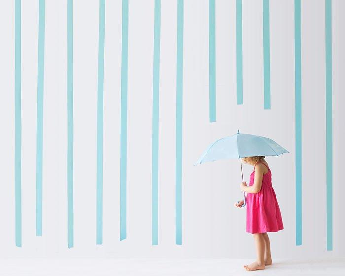rain stripes