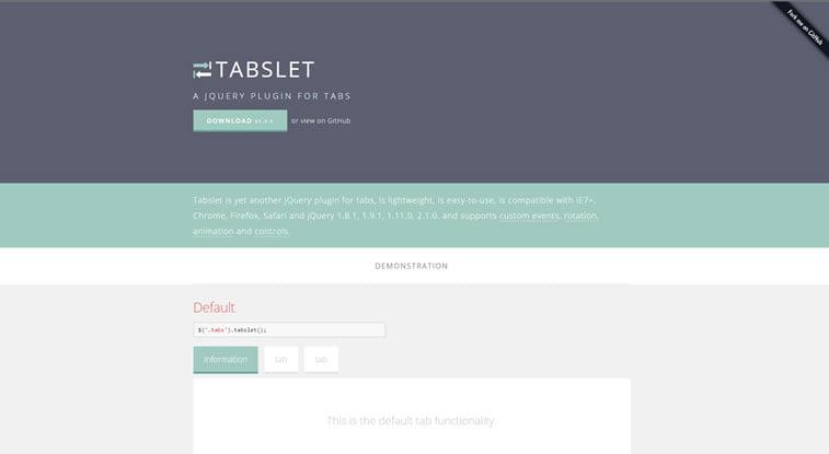 tabslet