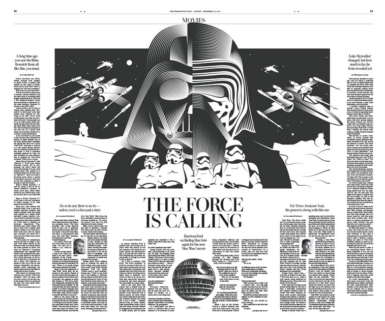 the force is calling article by patrick seymour