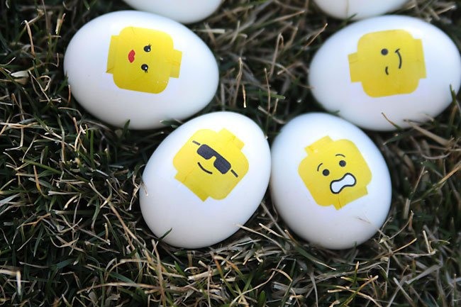 Ideje za ukrašavanje uskršnjih jaja (10) lego