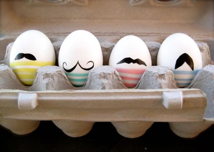 Ideje za ukrašavanje uskršnjih jaja (15)