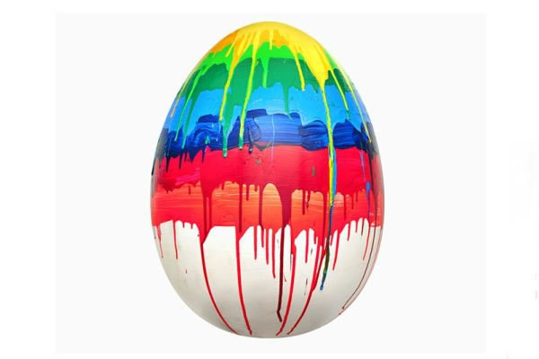 Ideje za ukrašavanje uskršnjih jaja (8)