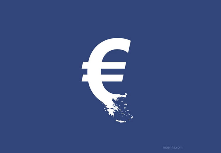 Logo design Universal Unbranding Project by Maentis (12) EU Greek Crisis