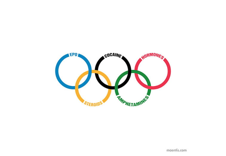 Logo design Universal Unbranding Project by Maentis (15) What starts the Olympic Games engines
