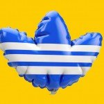 brand design 3D inflatable artwork by vinicius araujo (6) adidas