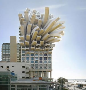 Digital manipulation by 3d architect Victor Enrich