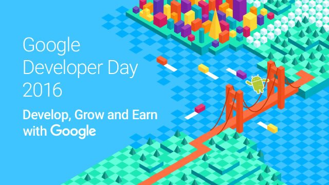 google developer day Dan Guglovih programera 2016.