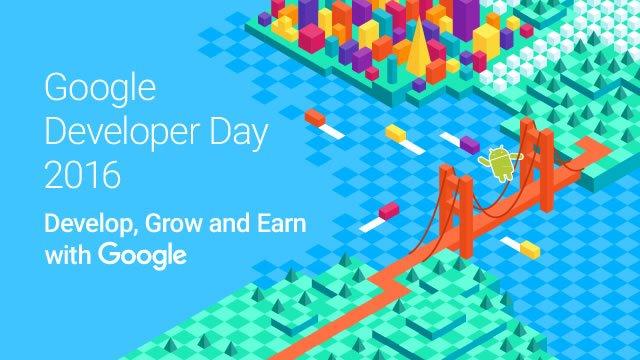 google developer day Dan Guglovih programera 2016.
