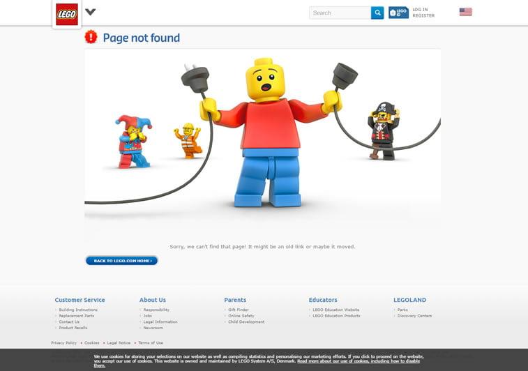lego primer 404 stranice