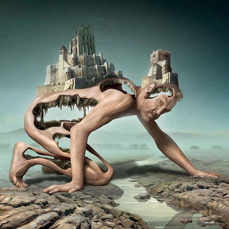 nadrealne ilustracije poljaka igora morskog (3)