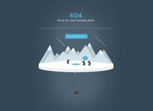 Greška 404: najbolji primeri stranica greške 404