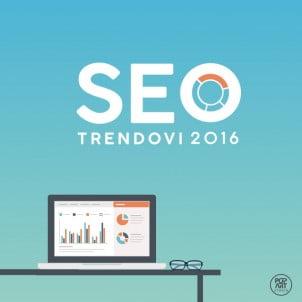 SEO trendovi za 2016. godinu