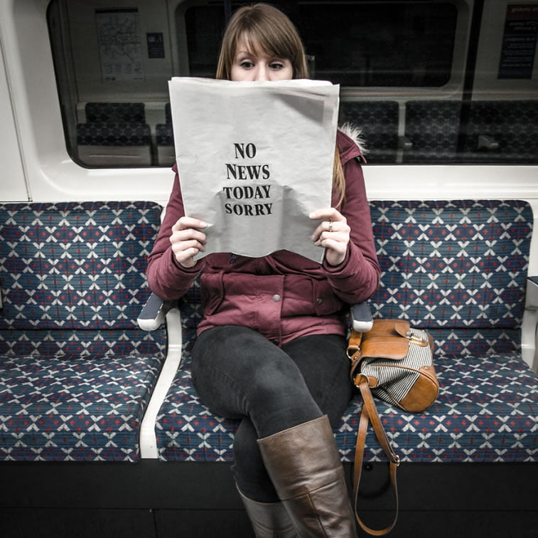 Photographer Creates Hilarious Photoshopped Images of London