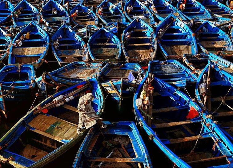 Gde je moj čamac, Maroko