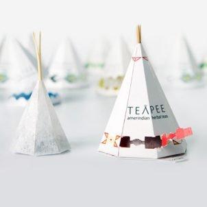 Industrijski dizajn: 30 primera kreativnog dizajna kesica za čaj