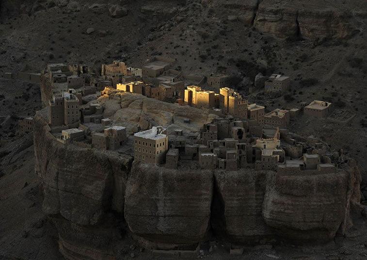 Jemenska tvrđava, Vadi Dohan (Jemen)