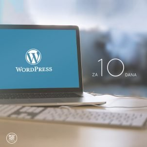 Naučite koristiti WordPress za 10 dana