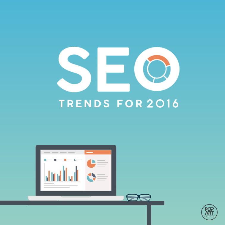 SEO trends in 2016