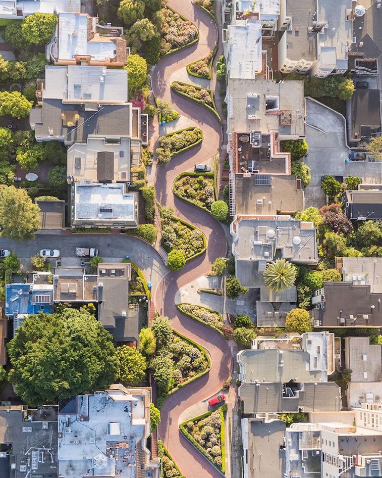 Ulica Lombard, San Francisko (SAD)