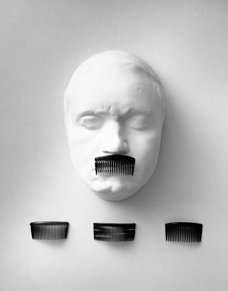 black 'n white mind bending optical illusions by Chema Madoz (23)