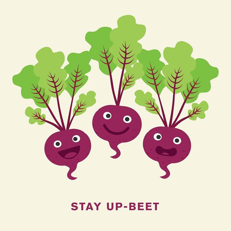 stay up-beet