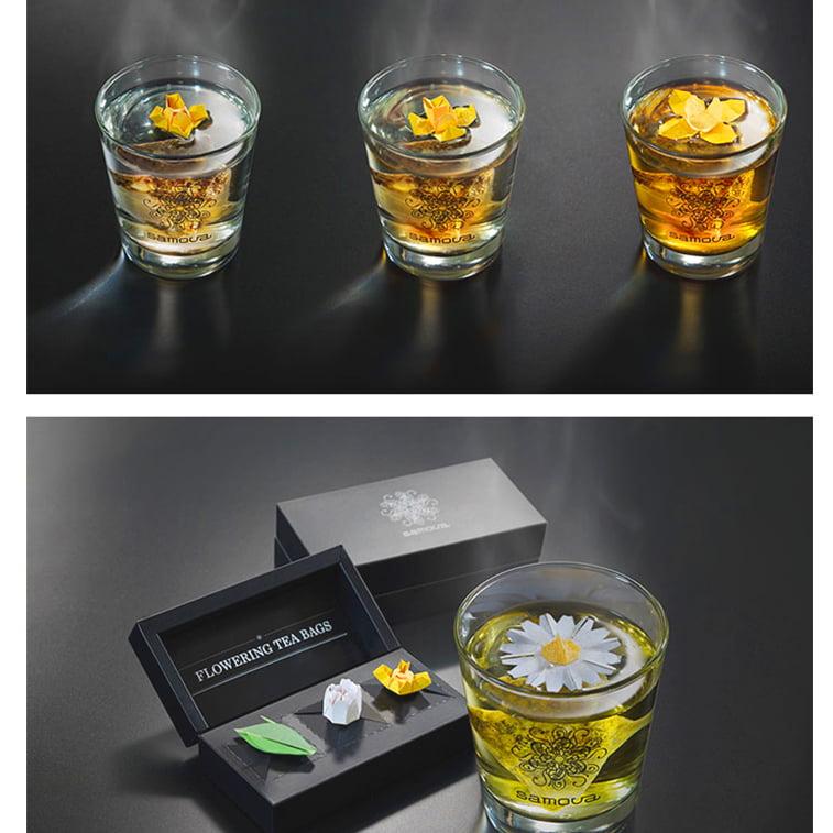 Primeri odličnog dizajna kesica za čaj – 2. deo