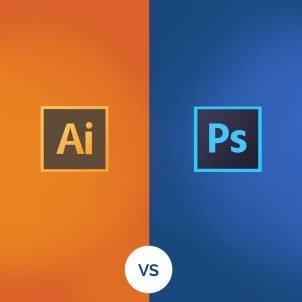 Illustrator i Photoshop: uporedne karakteristike