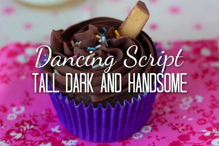 dancing script besplatni font