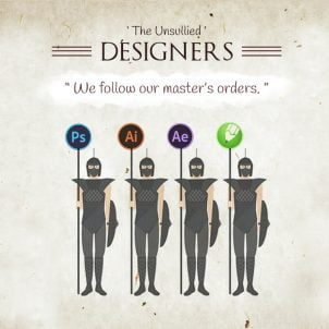 Game of Agencies – a tribute to Game of Thrones