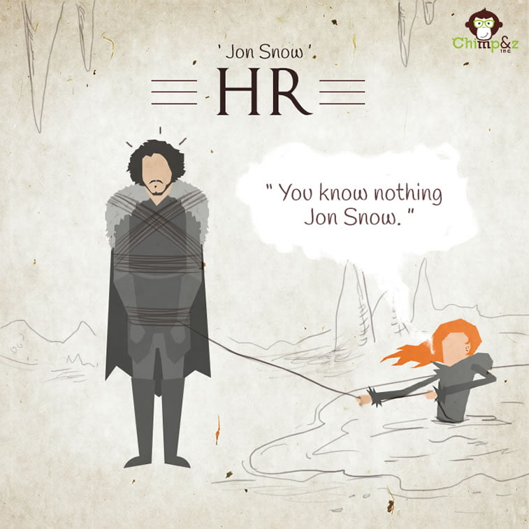 HR: Jon Snow