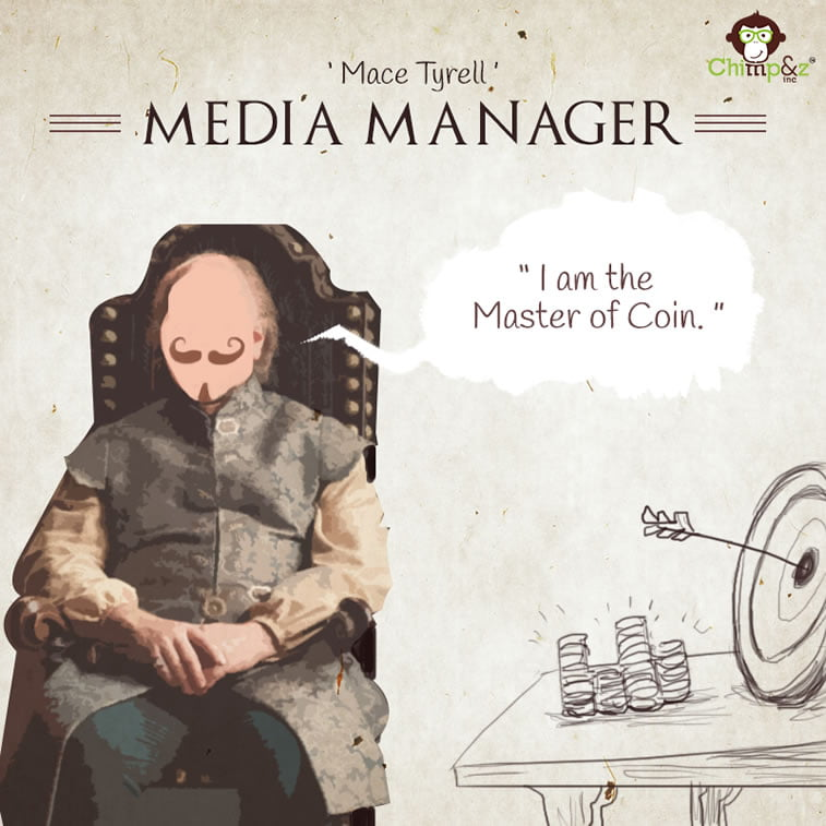 Media Manager: Mace Tyrell