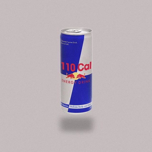 red bull by calorie brands