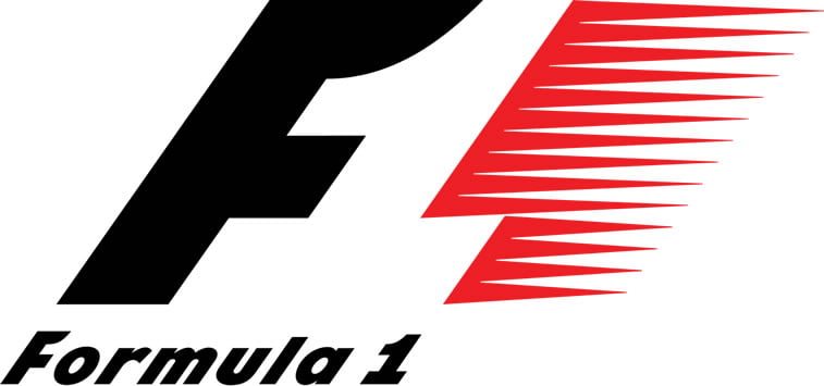 F1 logo hidden message