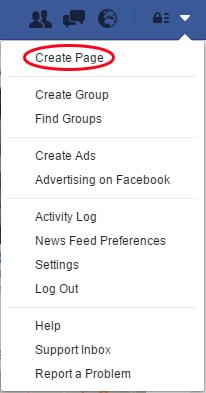 Kako napraviti poslovnu stranicu na fejsu