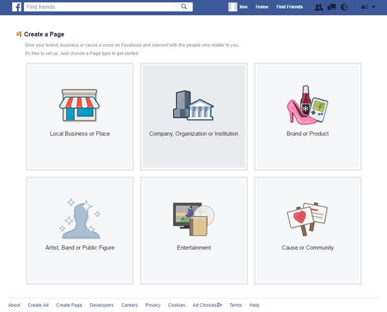 Kako napraviti poslovnu stranicu na društvenoj mreži Facebook