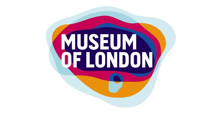 Museum of London logo hidden message