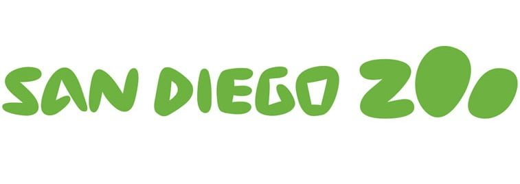 San Diego Zoo logo hidden message